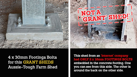 footing-bolts